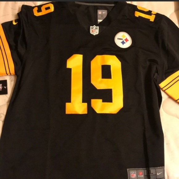 premium selection 2d9f9 1dd86 NWT Juju Smith-Schuster Pittsburgh Steelers Jersey NWT
